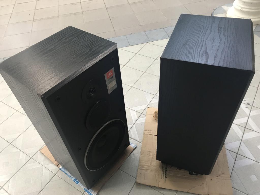 "JBL CF100 Speaker 3 way 10"" woofer( USA) Img_1715"