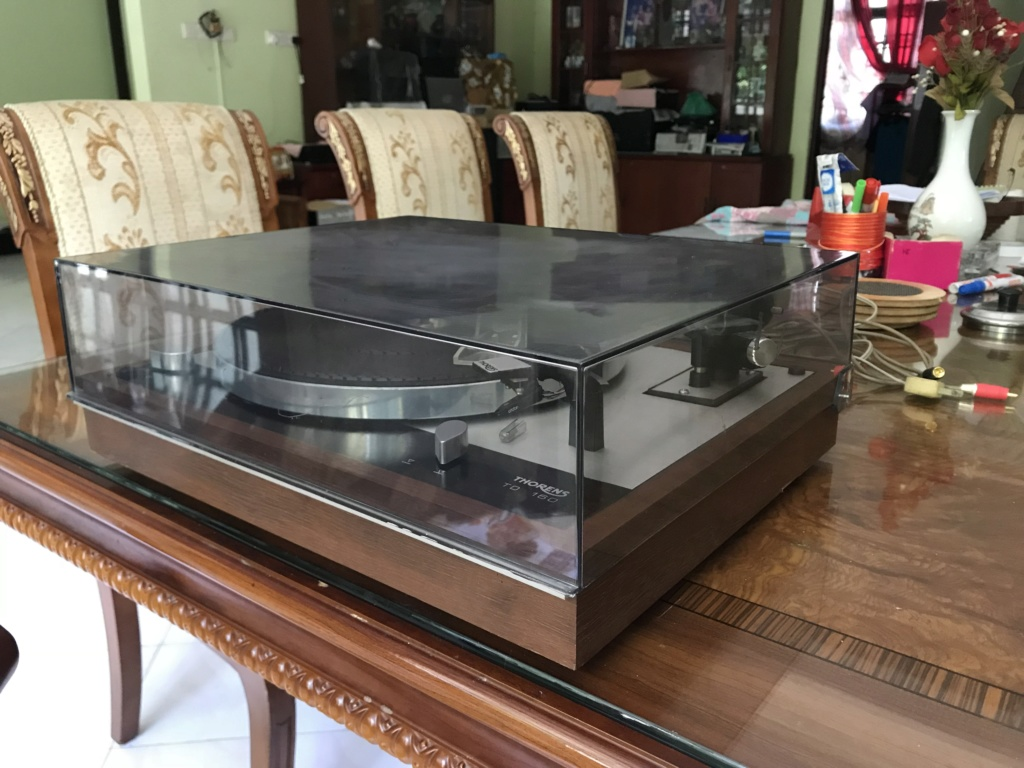 Thorens TD-160 Turntable(SOLD) Img_2110
