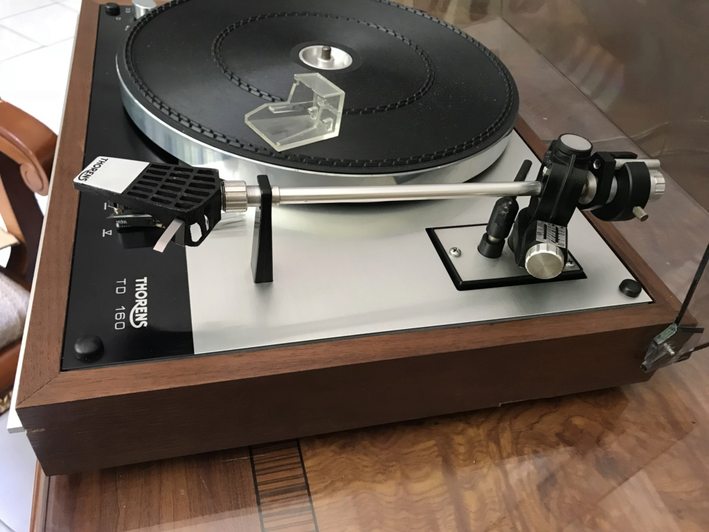 Thorens TD-160 Turntable(SOLD) Img_2111