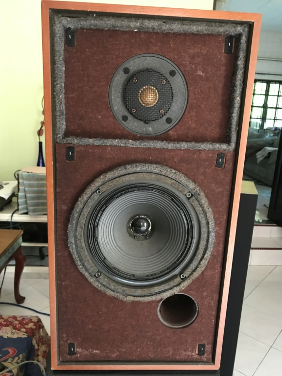 Vintage SONY  SS-A5 LA VOCE B/S speakers Img_2910