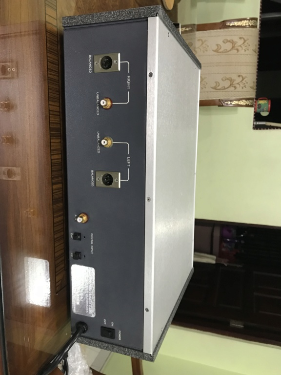 California Audio Labs System 1 - DAC  (USA)  Img_3111