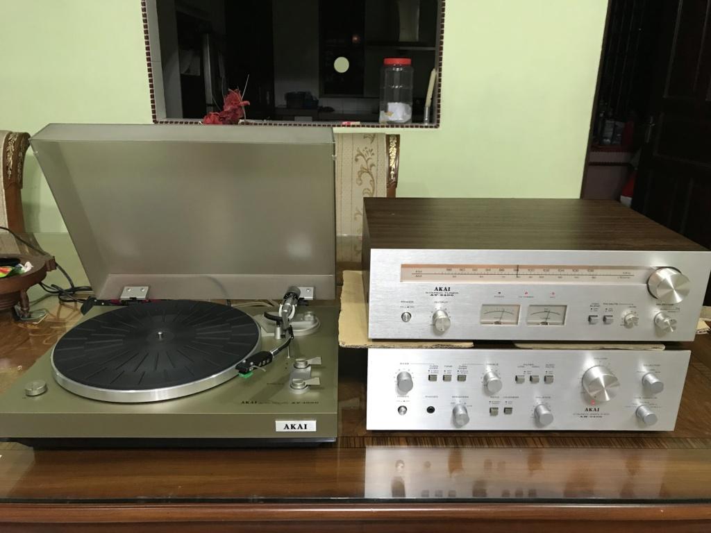 AKAI amp & tuner &TT all vintage Img_3219
