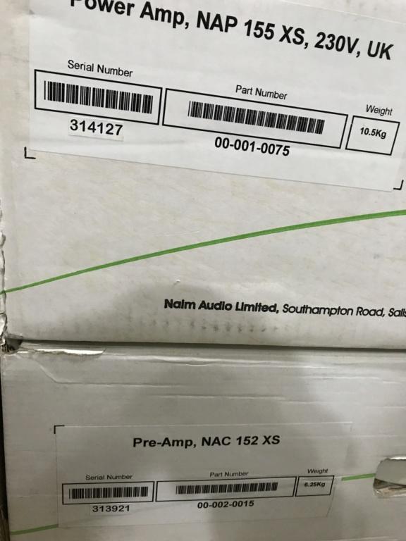 NAIM NAC 152 XS & NAP 155 XS Rm7k+  W/box Img_5714