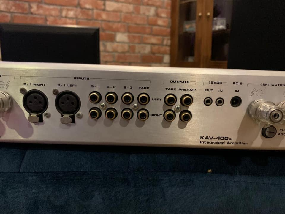 Krell KAV-400Xi sold K310