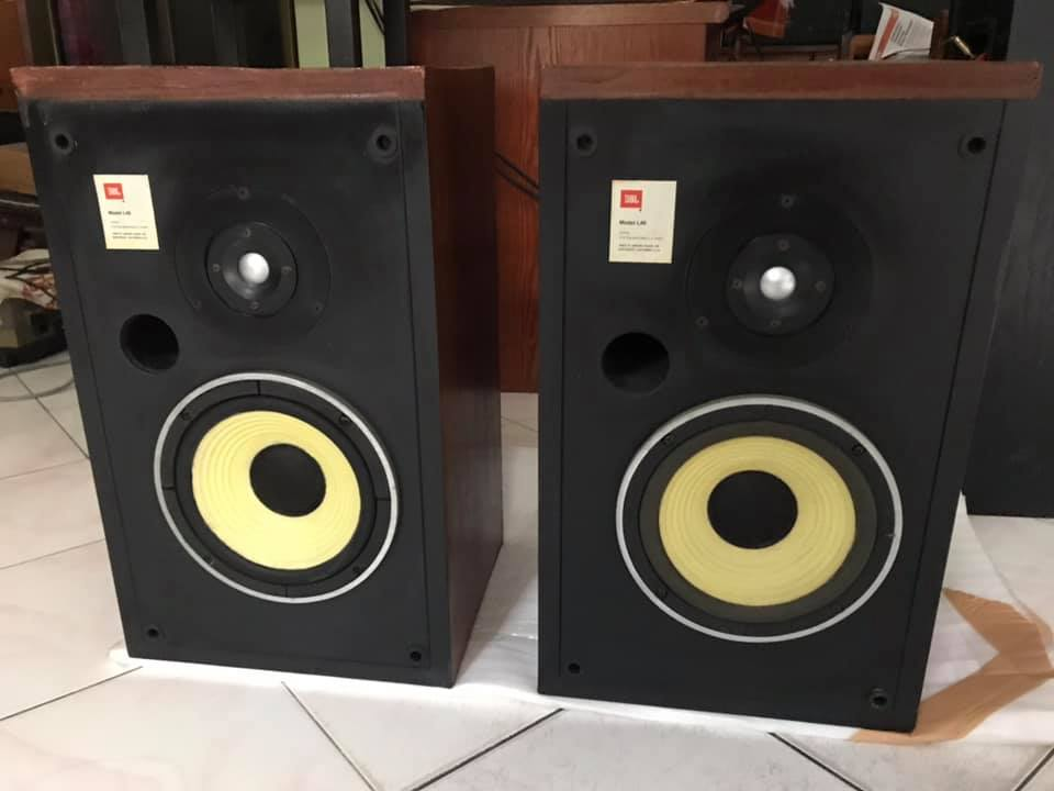 JBL L46 speakers made in USA L111