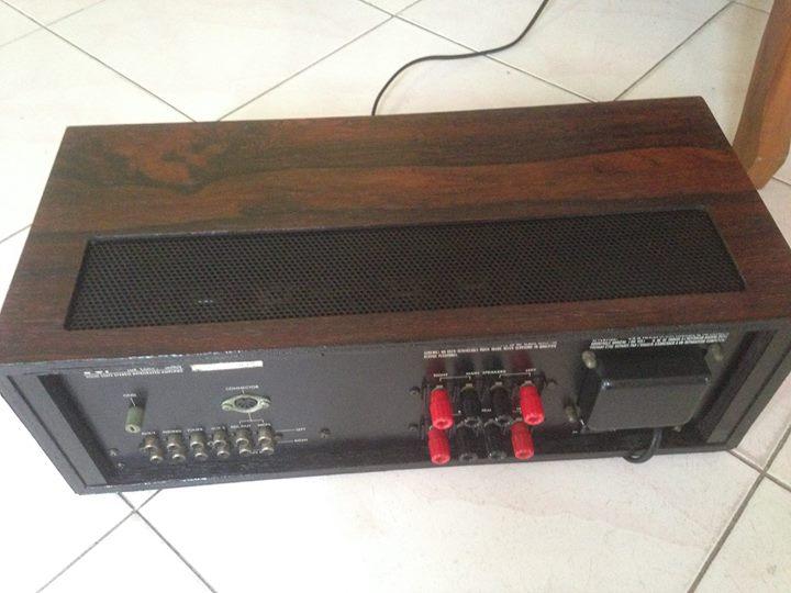 LUXMAN L31 amp( vintage) L510