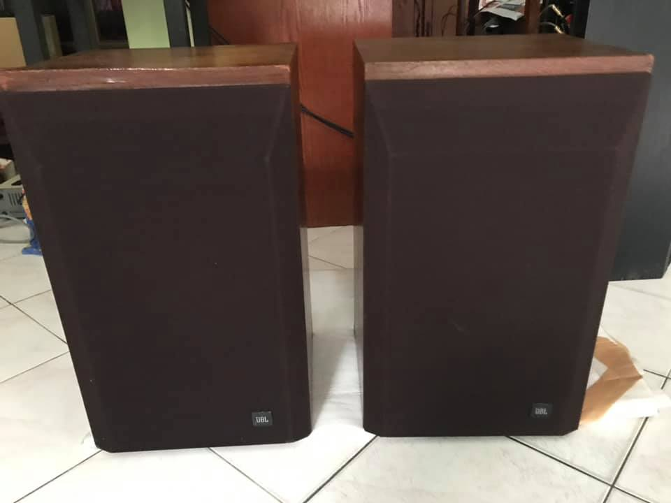 JBL L46 speakers made in USA L511