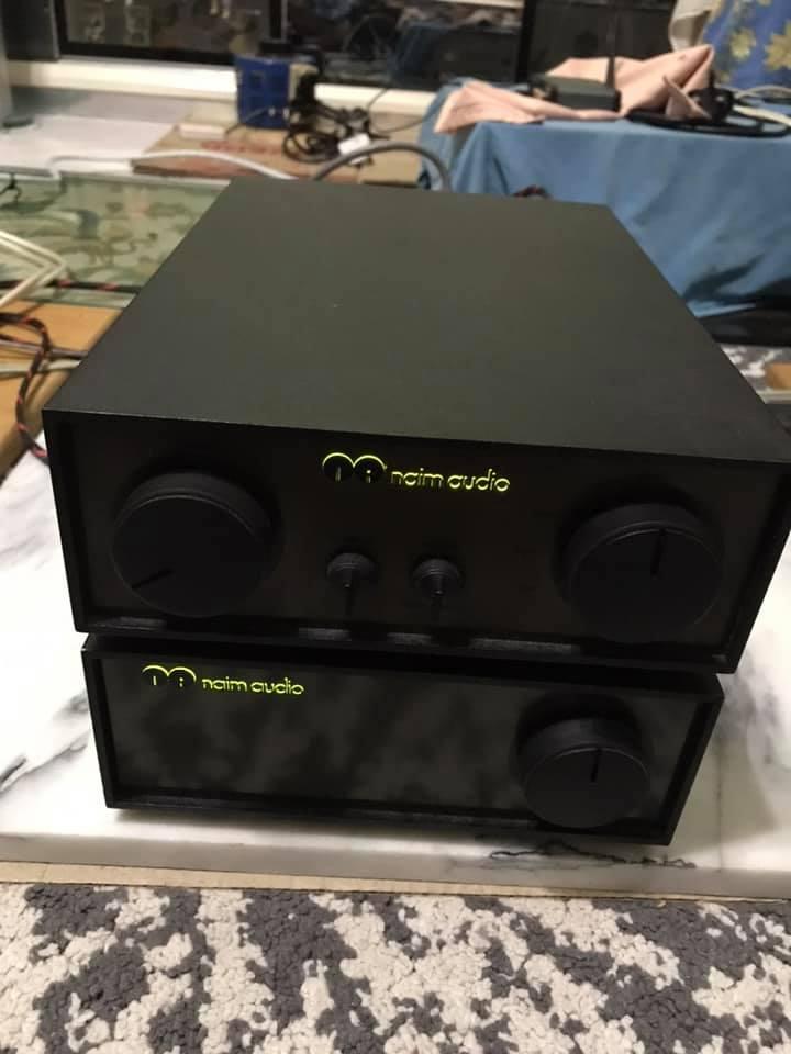 Naim NAC 72 Phono Pre-Amp with and NAP 140( NOS) W/BOX N116