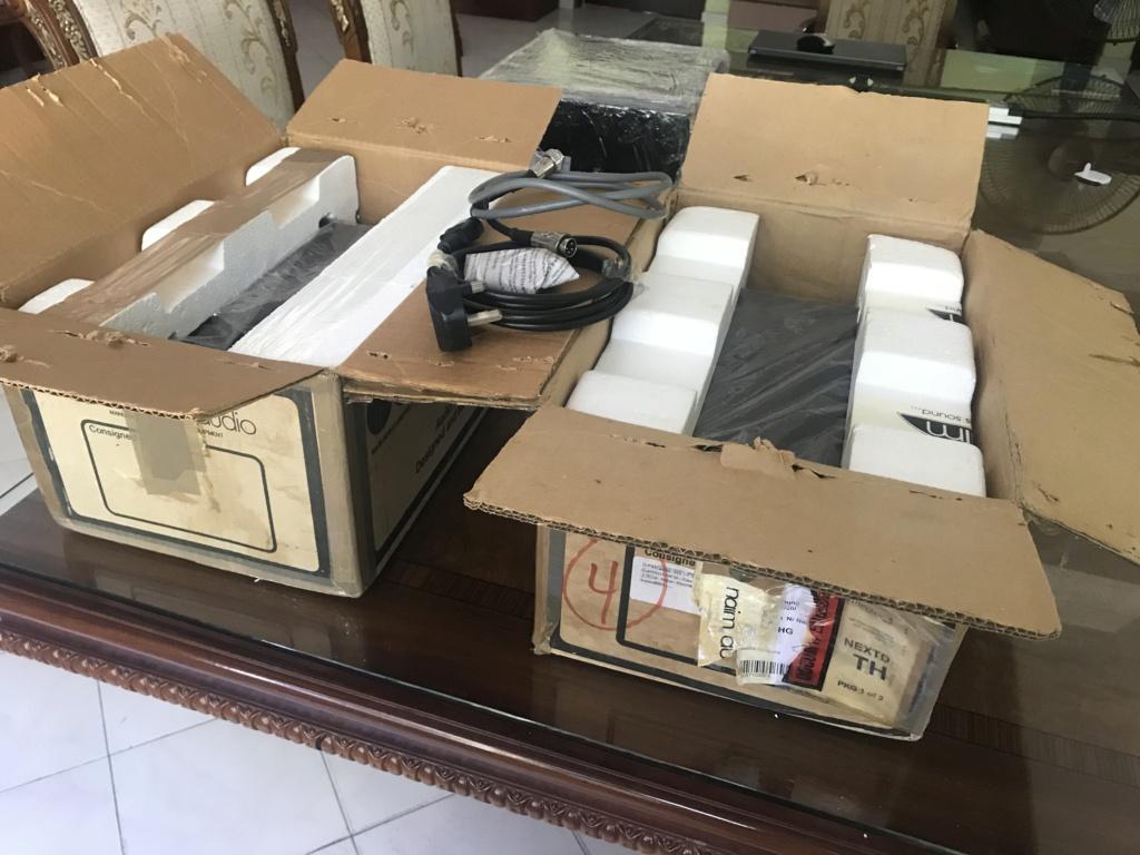 Naim NAC 72 Phono Pre-Amp with and NAP 140( NOS) W/BOX N_310