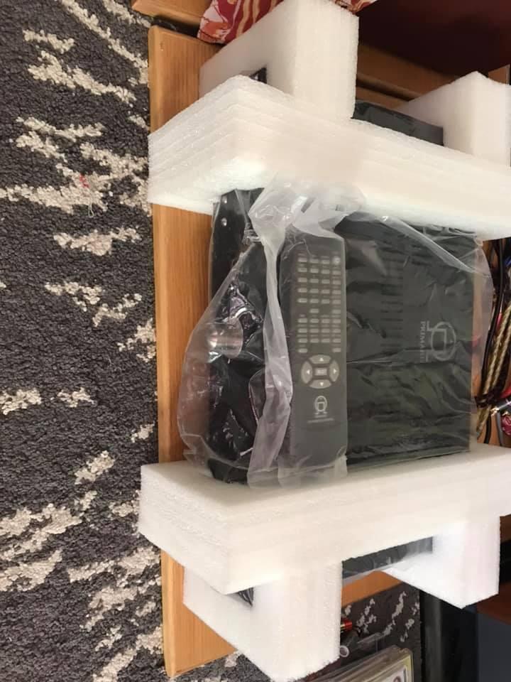 Primare I20 integrated amp & D20 cdp w/BOX P214