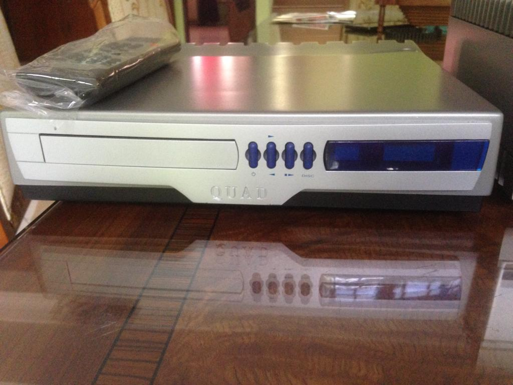 Quad 99 CDP-2 (pre,dac n cdp) CD PLAYER Q110