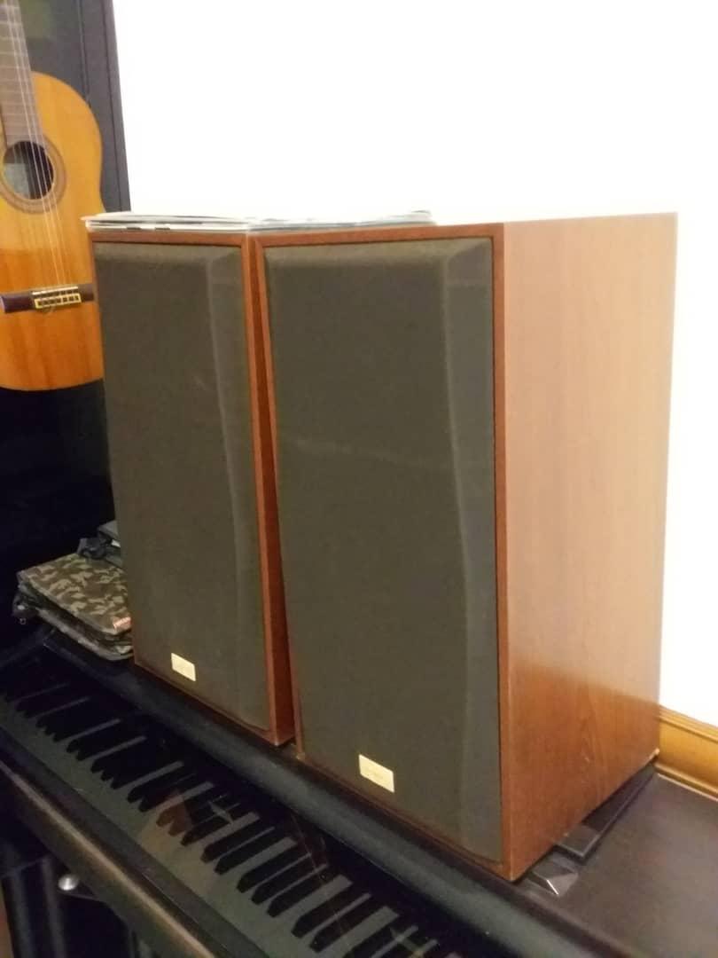 Vintage SONY  SS-A5 LA VOCE B/S speakers Ssa5110