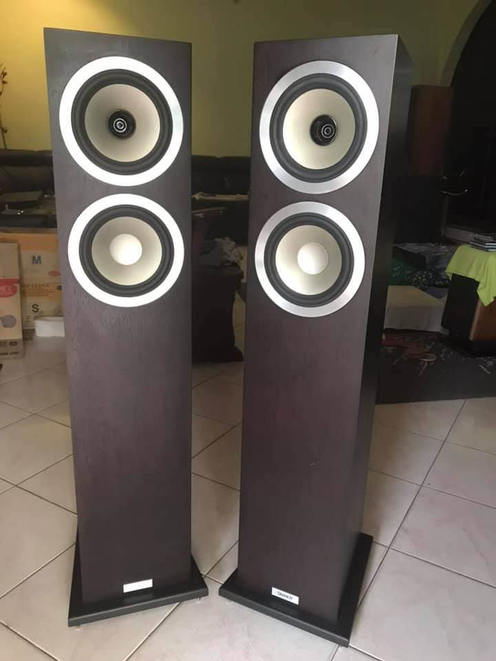 Tannoy Revolution DC6T dual-concentric full range SOLD T111