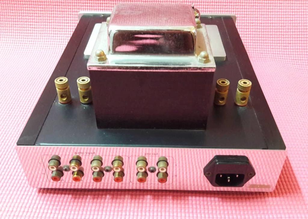 Soundstage 1.5 hybrid Integrated Tube Amplifier(SOLD) T610