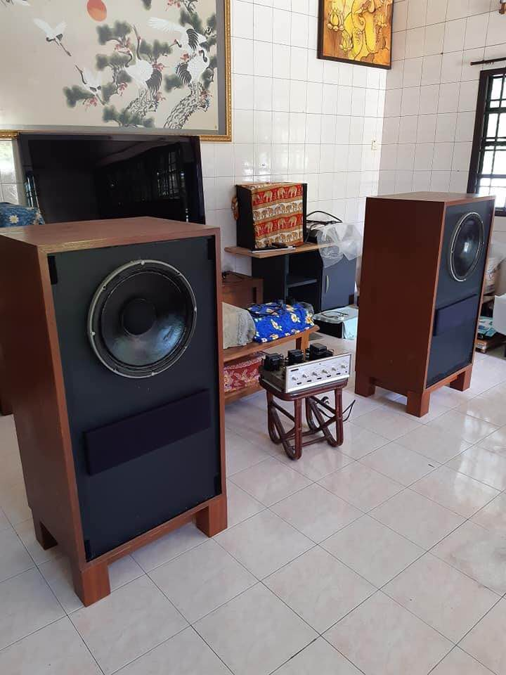 Tannoy Monitor Gold 15″(LSU/HF/15/8) GREAT CONDITON Tanoy_10