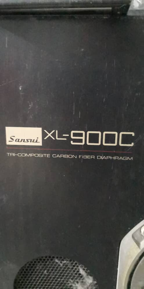 (SOLD)All VINTAGE  sansui amp, spkrs, deck,EQ, CDP X410