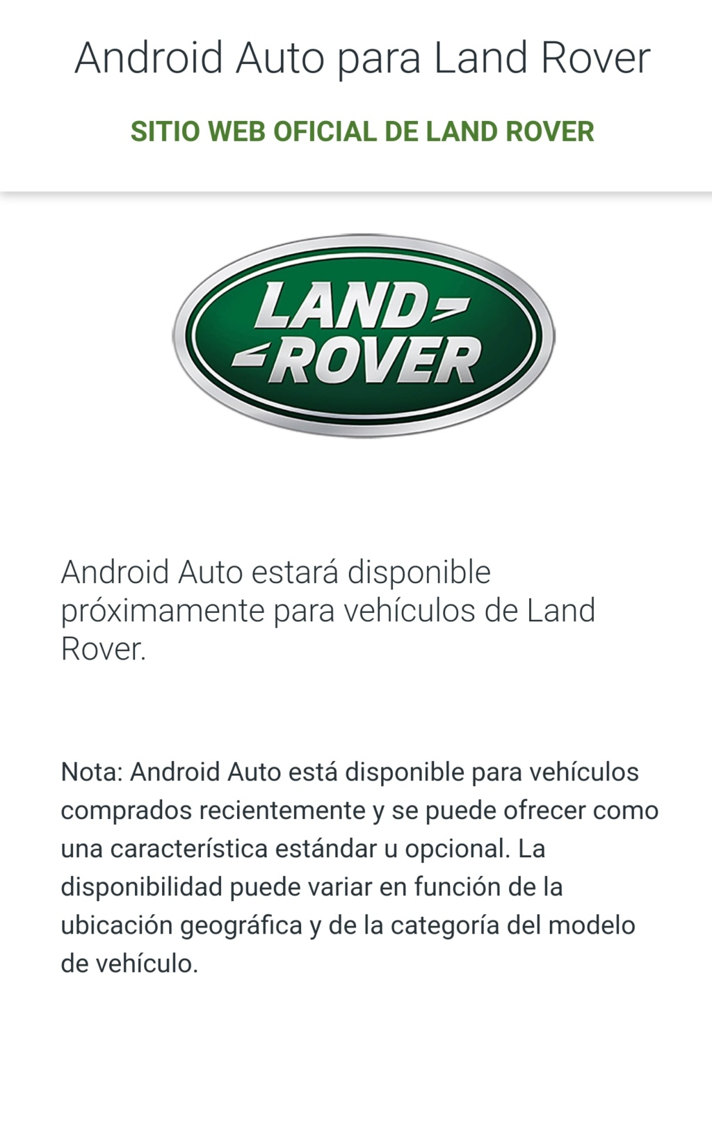 Android Auto para todos Screen10