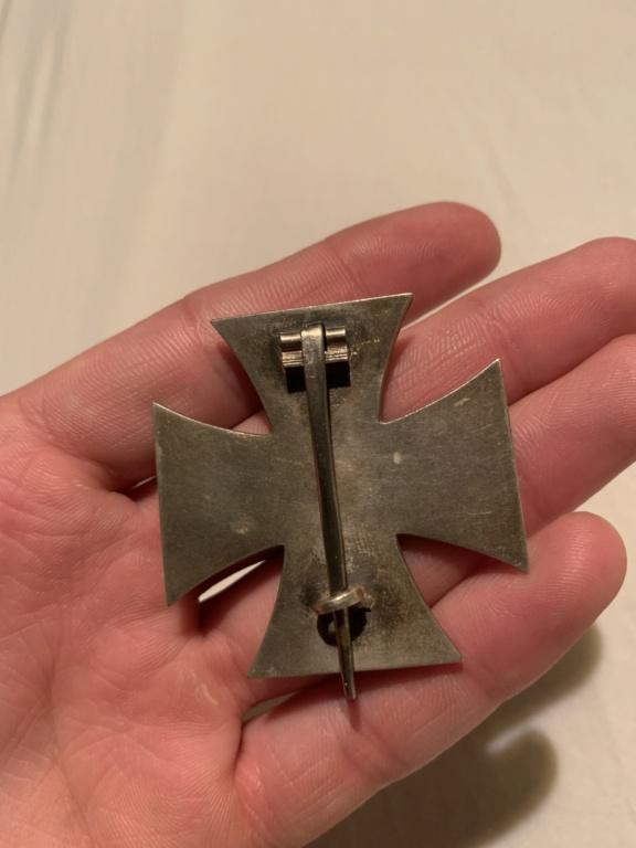Croix de fer 1ère classe  0e9b6110
