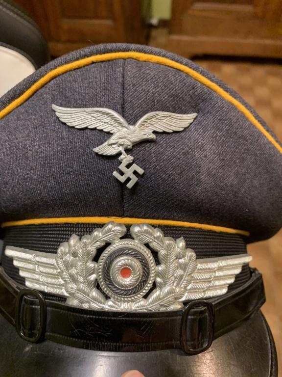 Schirmmutze pilote/para luft  3f942810