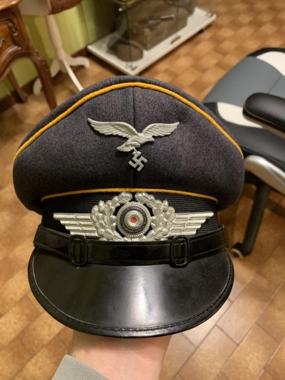 Schirmmutze pilote/para luft  4139ff10