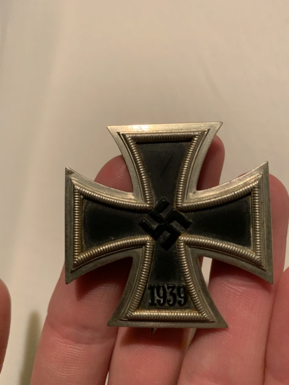 Croix de fer 1ère classe  4c58f310