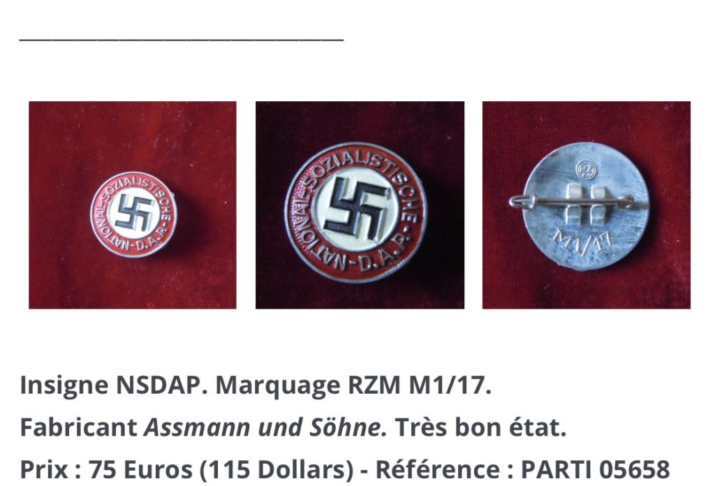 NSDAP B3467010