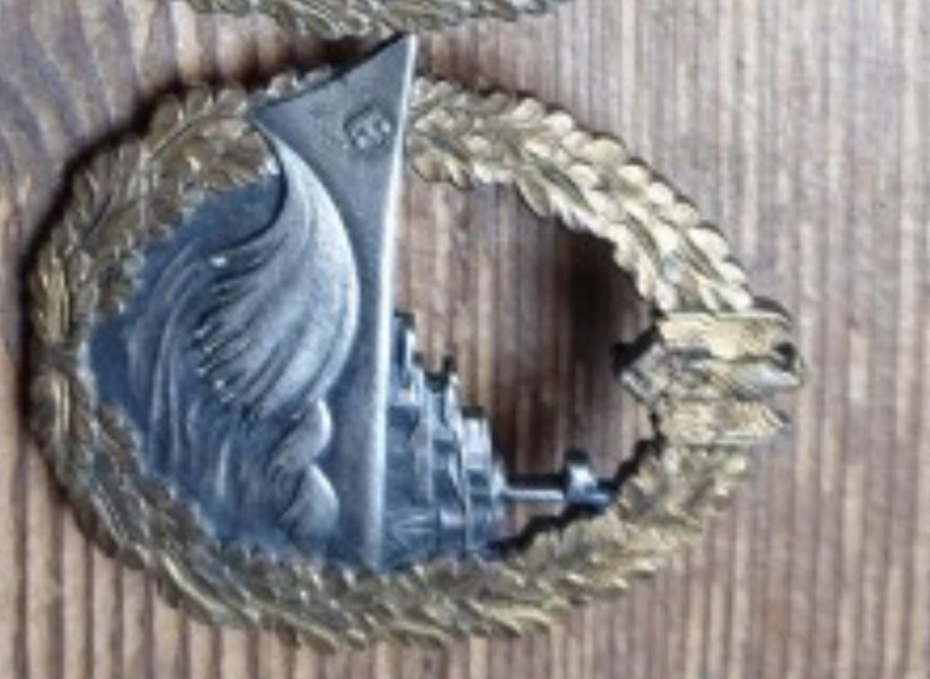 Badge Kriegsmarine F285eb10