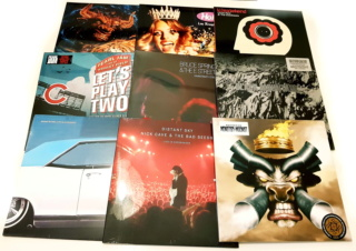 Electric Vinyl Records Novedades!!! http://electricvinylrecords.com/es/ 20190327