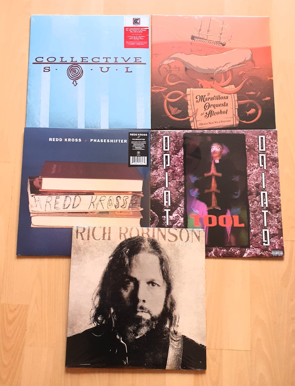 Electric Vinyl Records Novedades!!! http://electricvinylrecords.com/es/ Thumb244