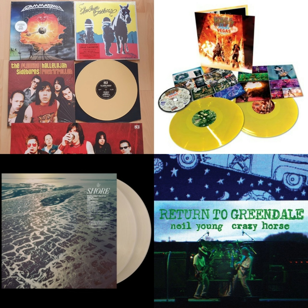Electric Vinyl Records Novedades!!! http://electricvinylrecords.com/es/ Thumb250