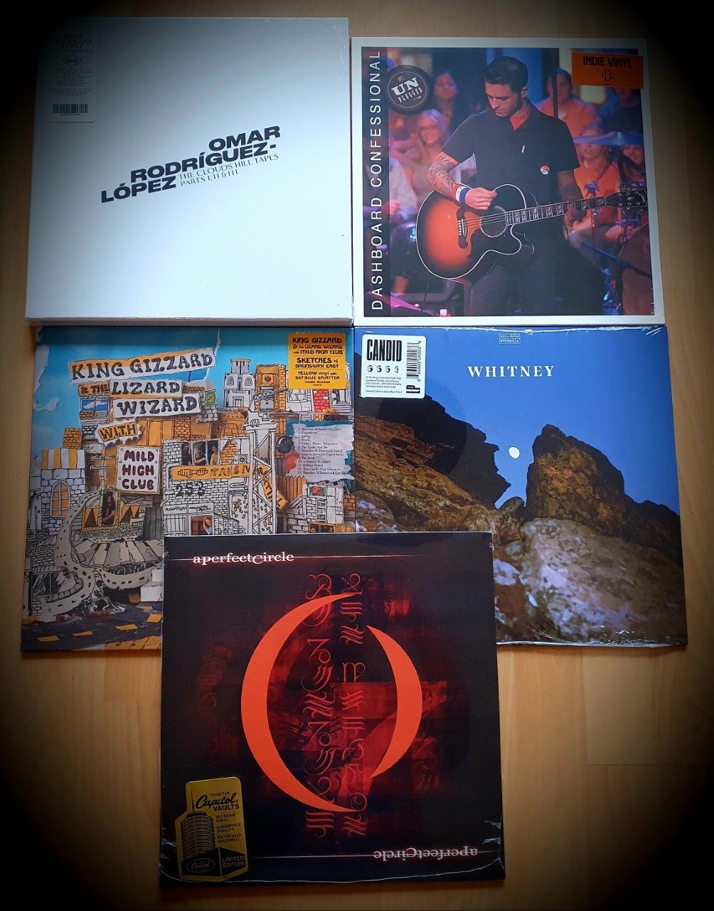 Electric Vinyl Records Novedades!!! http://electricvinylrecords.com/es/ Thumb252