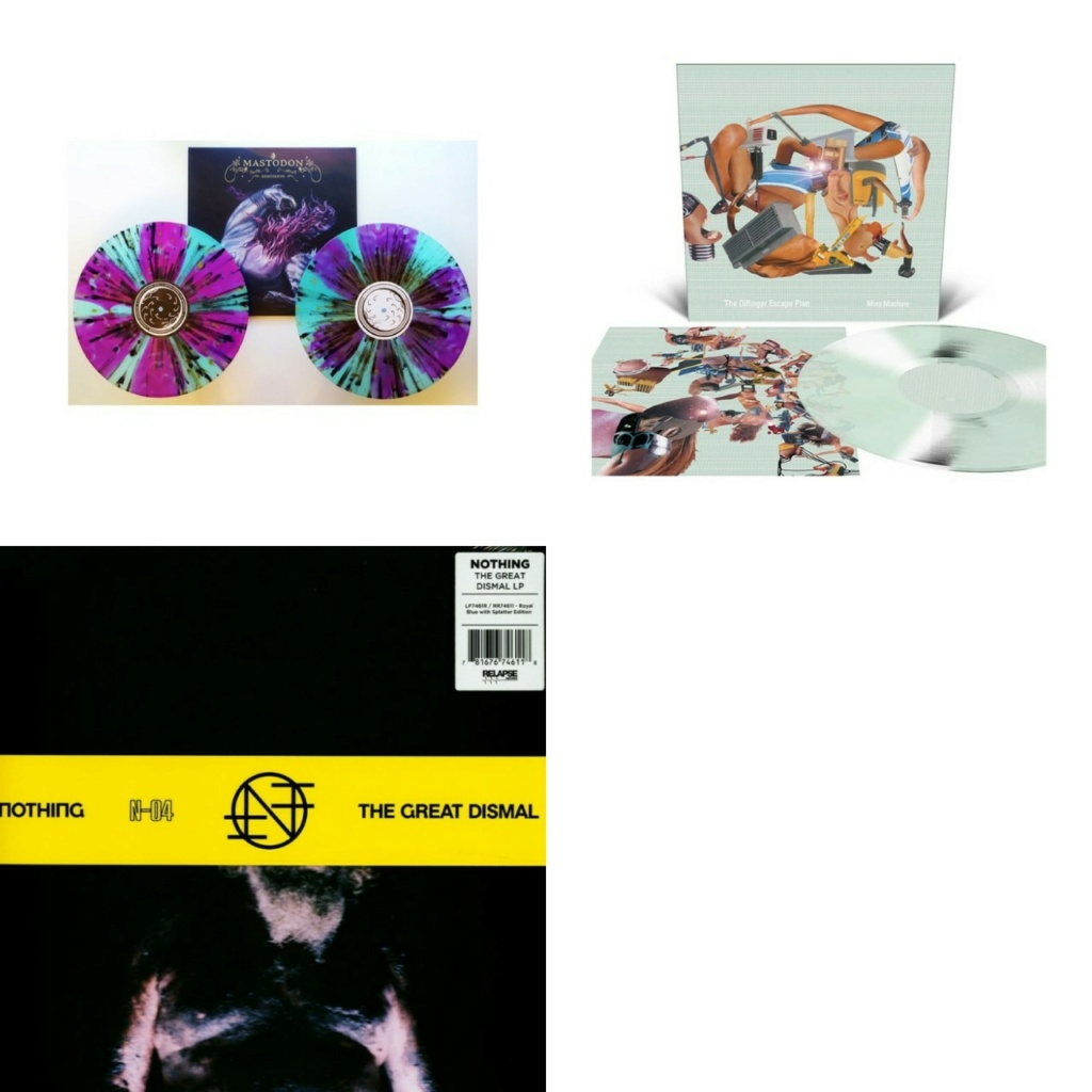 Electric Vinyl Records Novedades!!! http://electricvinylrecords.com/es/ Thumb283