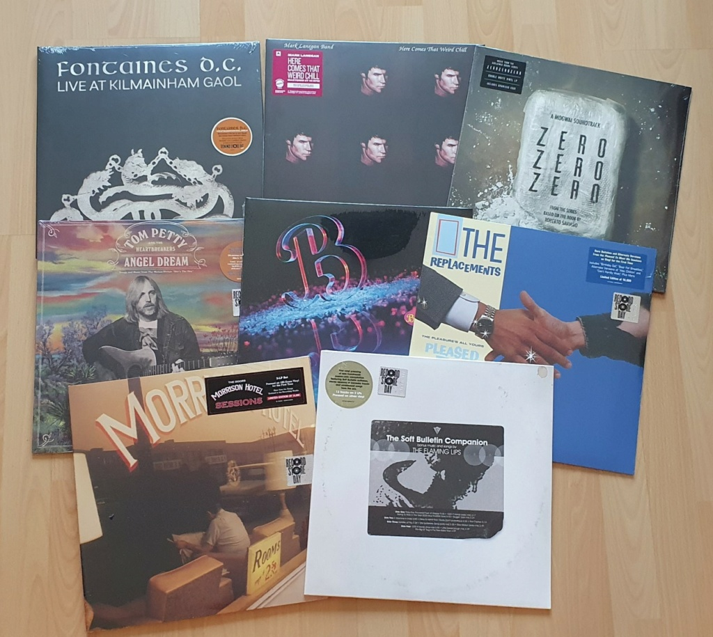 RECORD STORE DAY 2021 Thumb532
