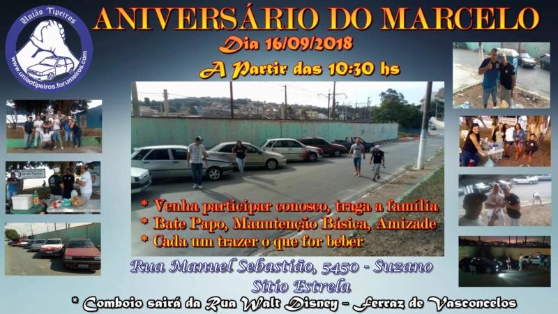 Comemoração Aniversario Marcelo - Suzano 16/09 Encont10