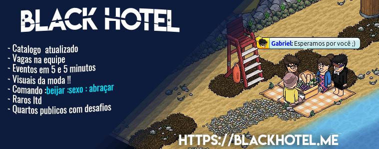 Black Hotel - Catalogo 2019 - Visuais Novos - Vagas na Staff - HP Lucrativo - 3Anos sem Resetar Lpromo10