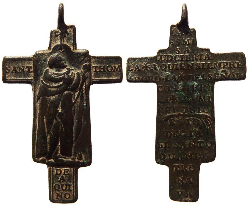 Santo Tomás de Aquino / Oración de Santo Tomás  (R.M. SXVIII-Ot 23) 1010