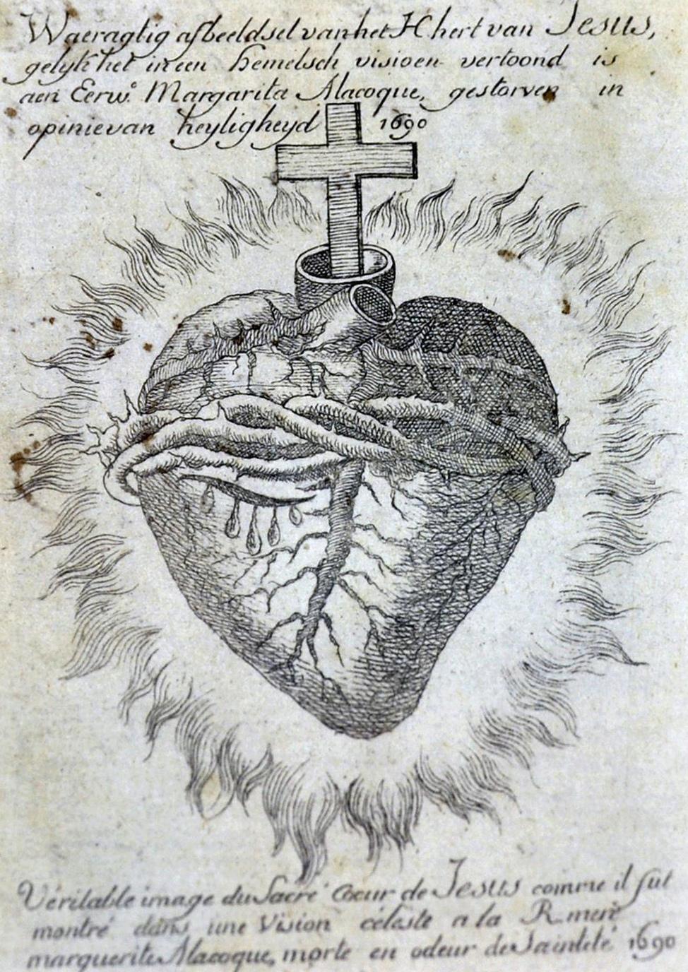 San Ignacio de Loyola / Sagrado Corazón de Jesús - s. XVIII 18th_c11