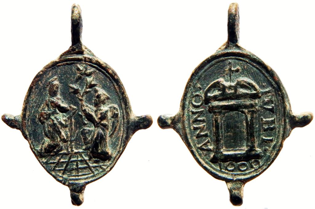 Anunciación / Puerta Santa - Jubileo 1600 (R.M. Pe Puerta Santa 30) 1_64_211