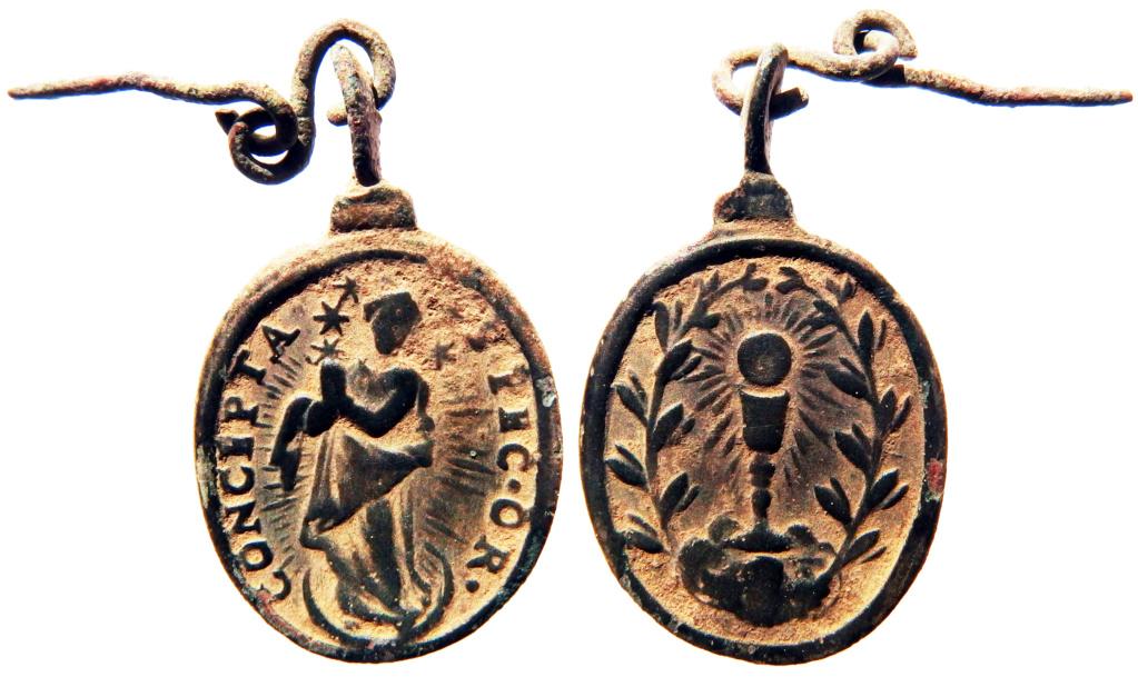 Inmaculada Concepción / Santísimo Sacramento - s. XVII. 1_67-210