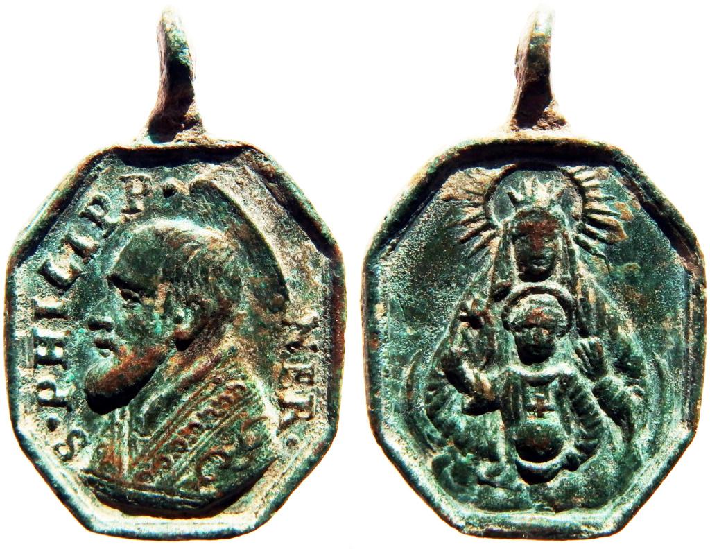 San Felipe Neri / Madonna della Vallicela - s. XVII 1_77-210