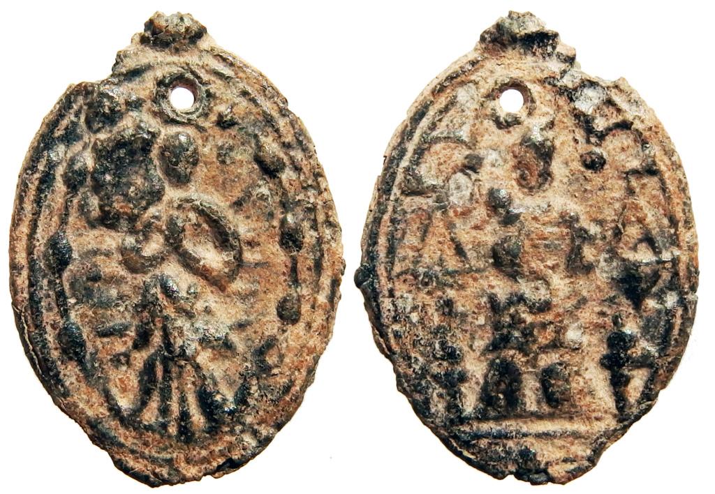 Santa Faz - Paño de la Verónica / Inmaculada Concepción - s. XVI (R.M. SXVI-C27) 1_79_210