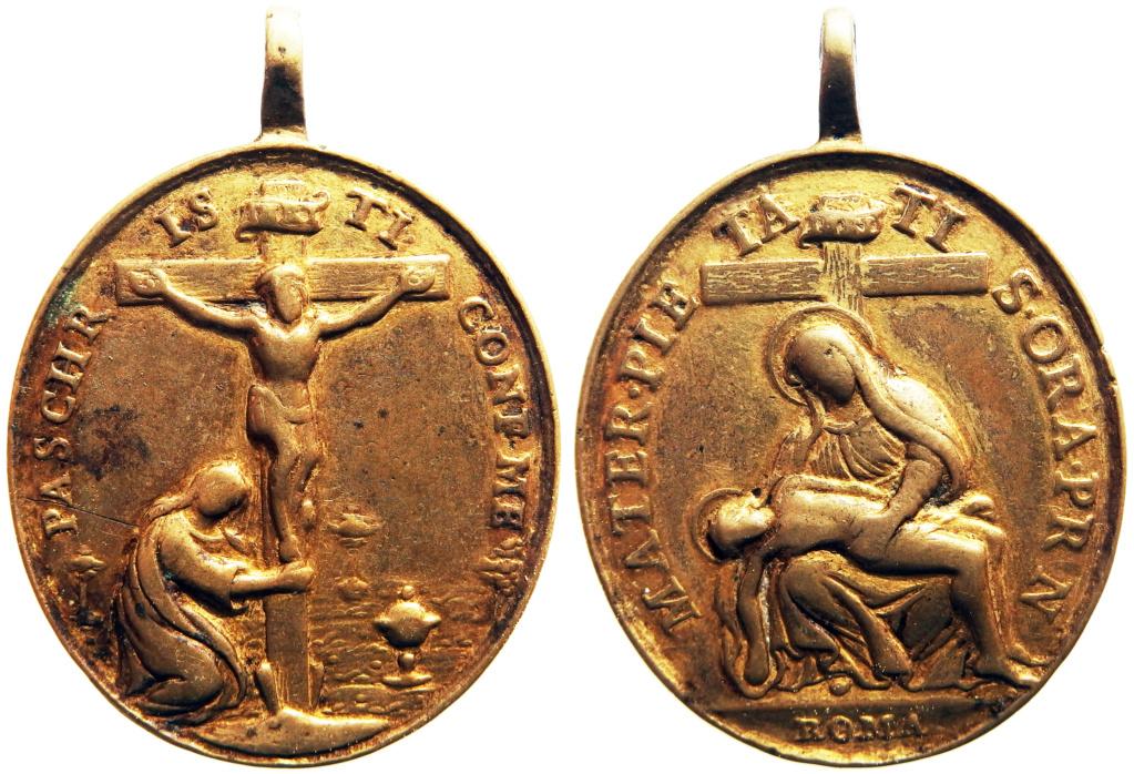 Jesucristo crucificado / Piedad - s. XVIII 21_18-10