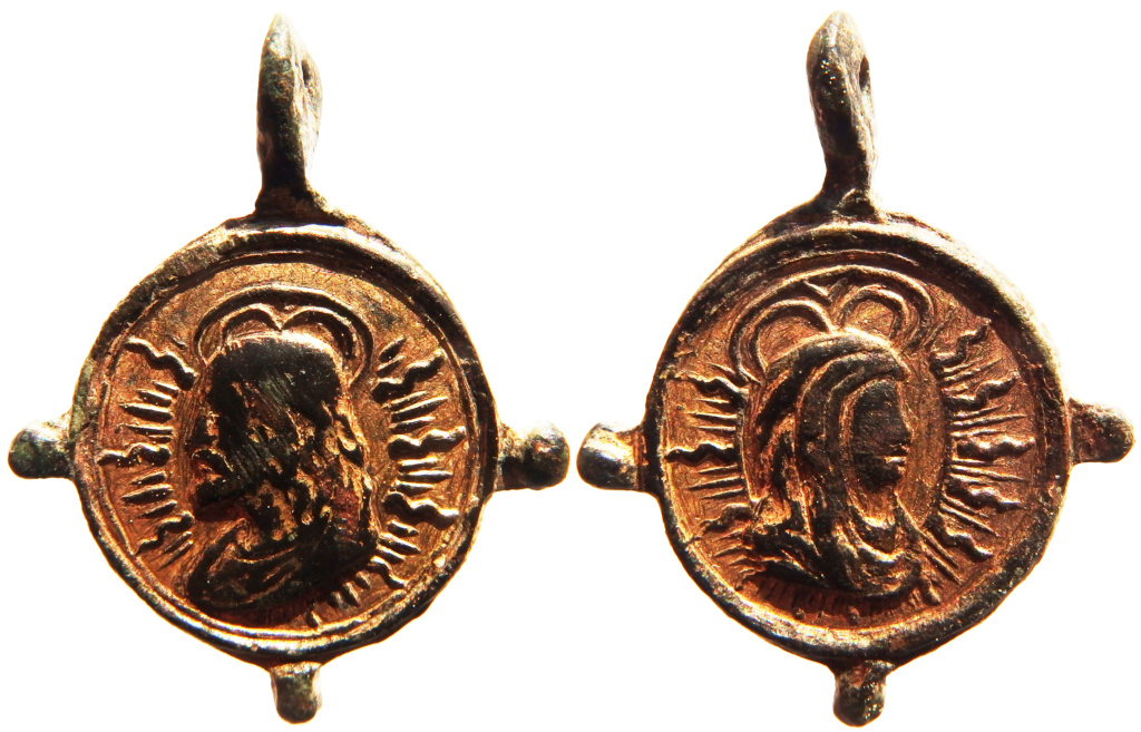 Salvator Mundi / Mater Salvatoris - s. XVII (R.M. SXVII-C105) 2_04-210