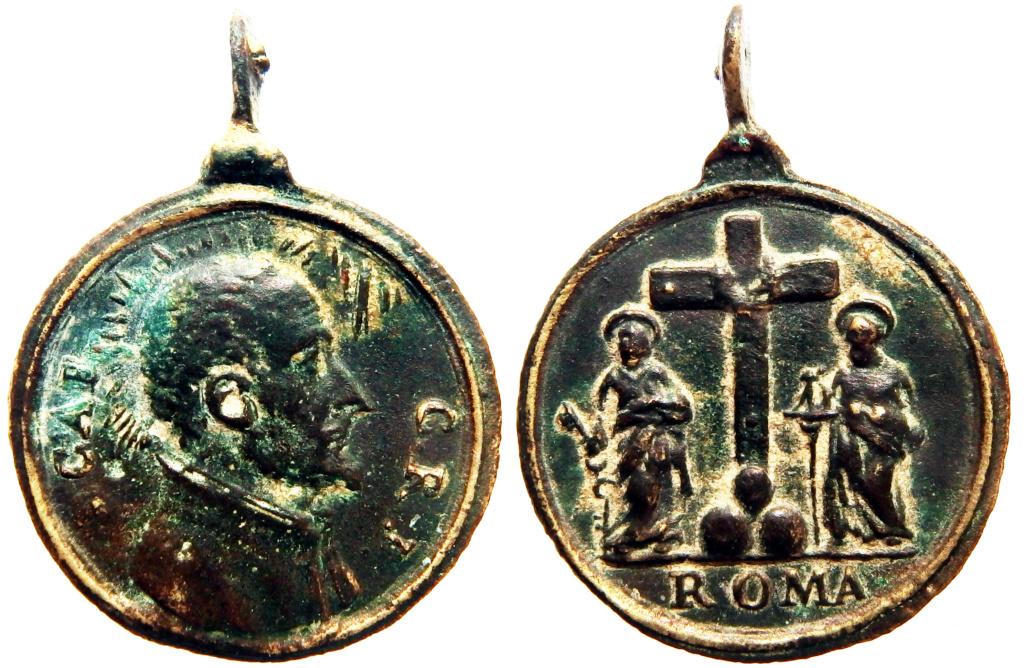 San Cayetano de Thiene / Cristo de los tres huevos - s. XVII 2_26_211