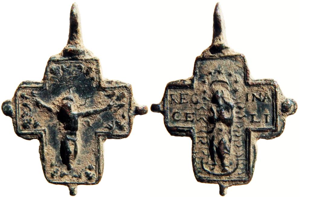 Cristo crucificado / Inmaculada Concepción - s. XVII 2_28_210