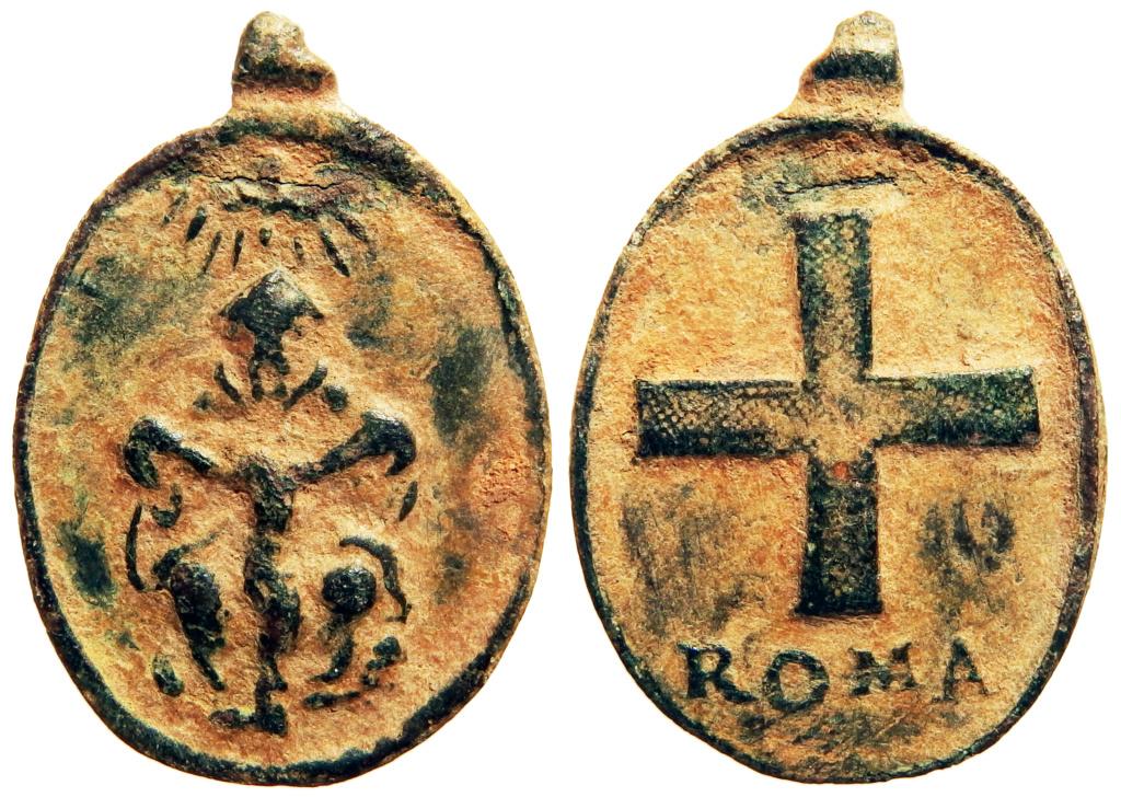 Santísima Trinidad / Cruz Trinitaria - s. XVII 2_50_210