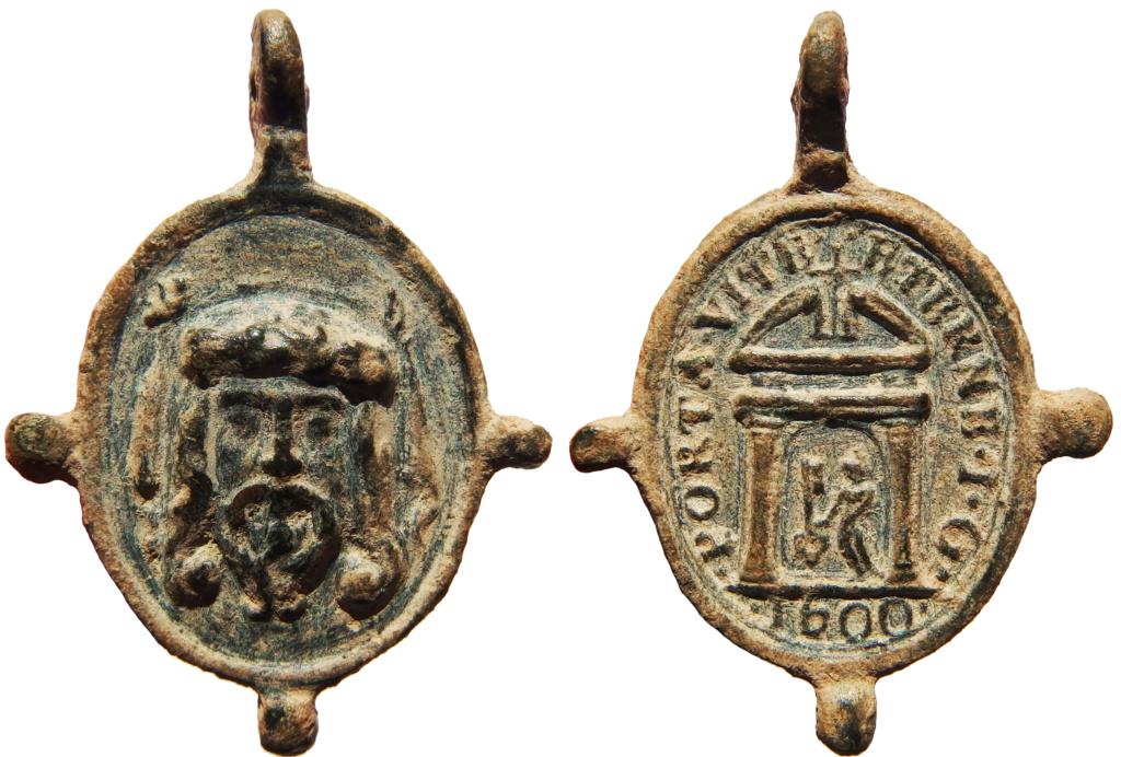 Santa Faz / Puerta Santa - Jubileo 1600 - S. XVII 2_66_210