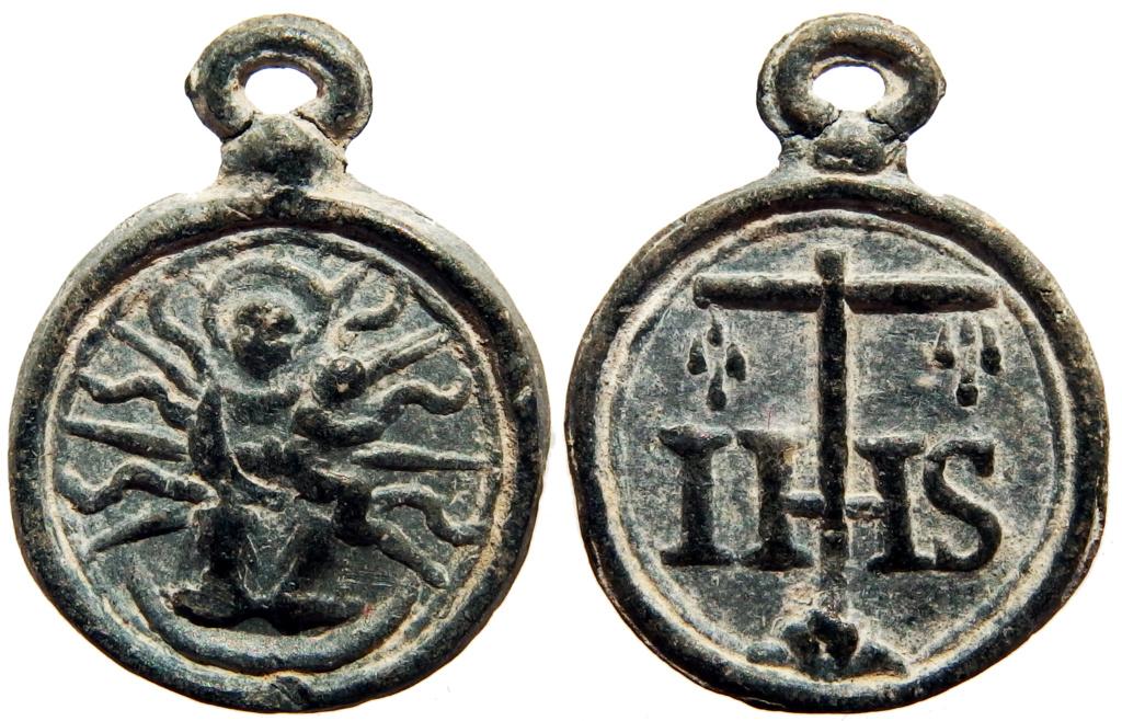 Inmaculada Concepción / IHS Nomina Sacra - s. XVI 3_03_210