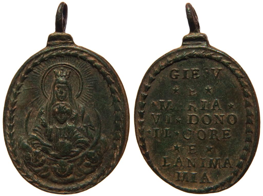 Madonna della Vallicella / Jaculatoria - (R.M. SXVII-O500) (MAM) 3_17_310
