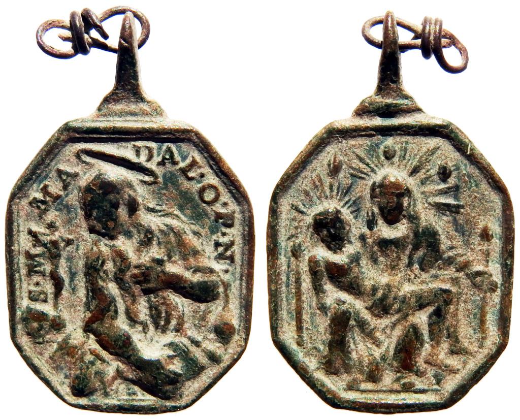 Santa María Magdalena / Piedad - s. XVII 3_30x110